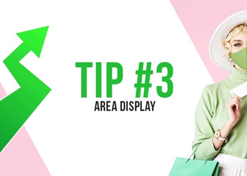 Tip #3 Area Display
